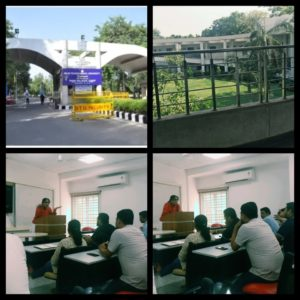 seminar on technical analysis at delhi college of engineering